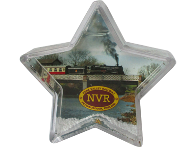 NVR Snow Star Shaker