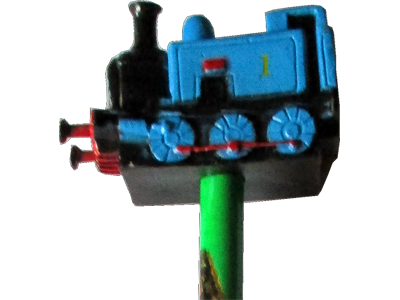 Thomas Pencil & 3D Topper